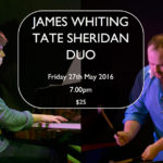 James Whiting and Tate Sheridan Concert